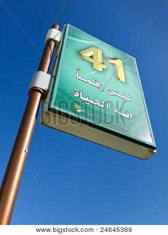 Gaddafi Propaganda Poster
