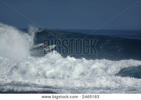Surfing The Swells