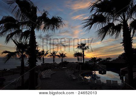 Sunset at Sunset Beach Hotel