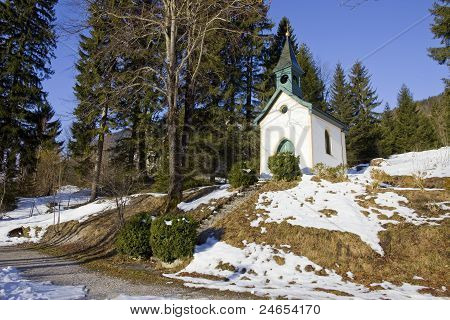 Chapel in Urfeld