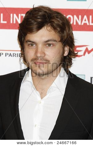 ROME - OCT 26: Emile Hirsch; attends a photocall during the 6th International Rome Film Festival on October 26, 2011 in Rome, Italy
