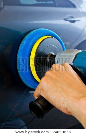 Hand Hold Car Polisher