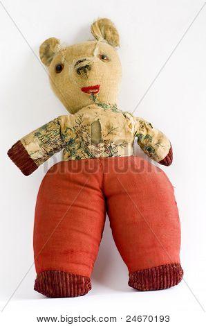 Threadbare Teddy
