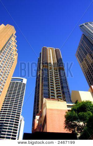 Sydney Skyline..