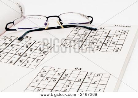 Relaxing Game Of Sudoku