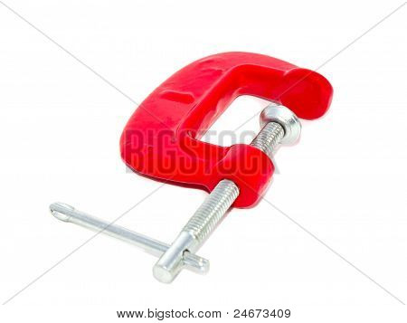 Red Clamp