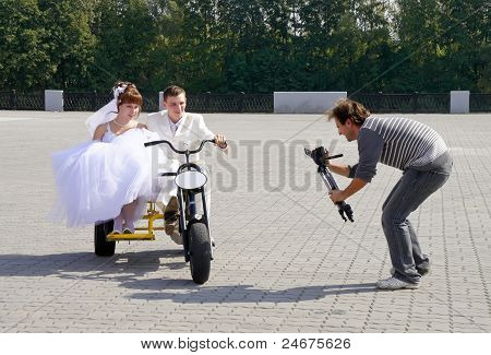 Wedding Videooperator
