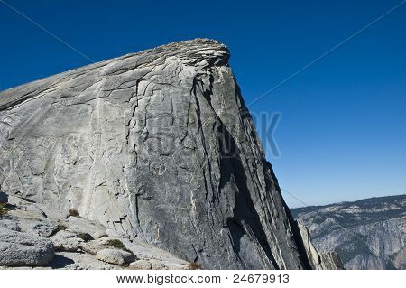 Half Dome of Yosemite