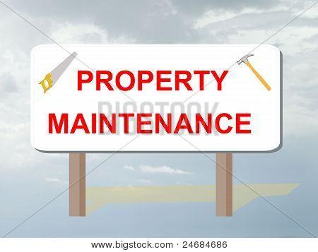 Property  maintenance