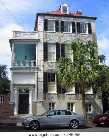Historic Charleston House