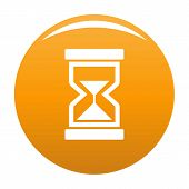 Cursor Loading Element Icon. Simple Illustration Of Cursor Loading Element Vector Icon For Any Desig poster
