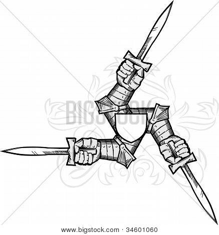 Espada Triskelion
