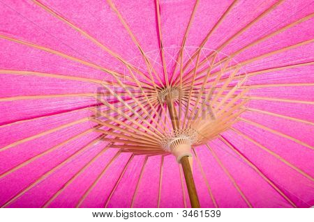 Paper Umbrella Background