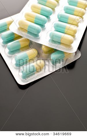 Antibiotic Pill Medicines