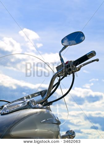 Motorcycle Handle Bar