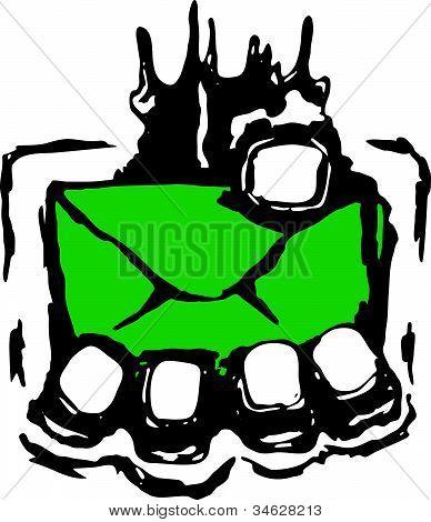 Asimiento de correo