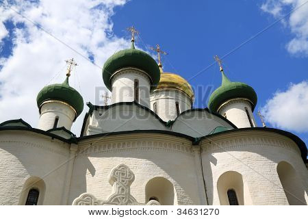 Beauty of Russia. Old Town of Russia. Suzdal. #13