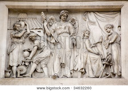 Manufactures Carving, City of London