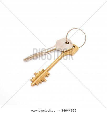 Pair Of Door Keys
