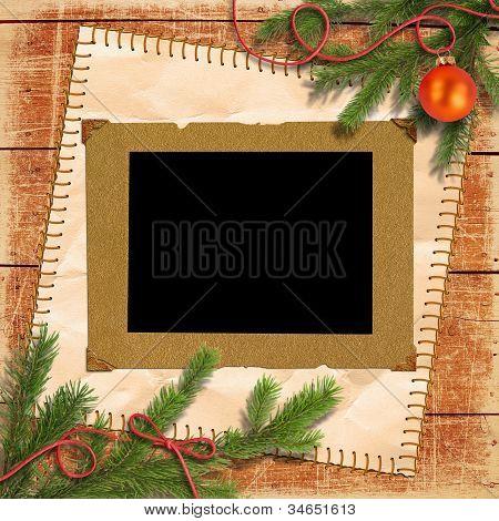 Christmas Tree, And Retro Framework