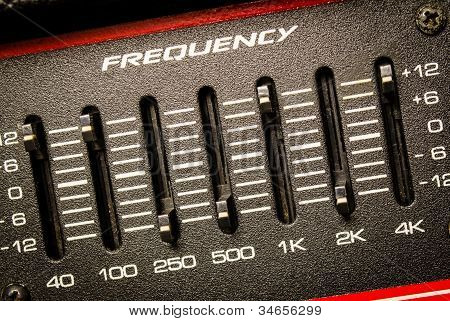 Frequency Fader