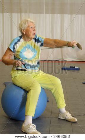Senior Aerobic Workout