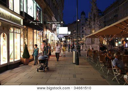 Vienna - Graben
