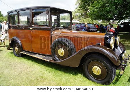 Daimler 1937 Shooting Brake