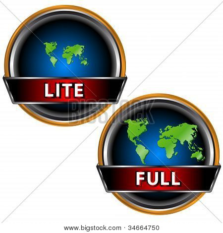 Lite And Full Symbol