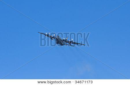Rnzaf New Zealand Air Force Hercules C-130H Plane