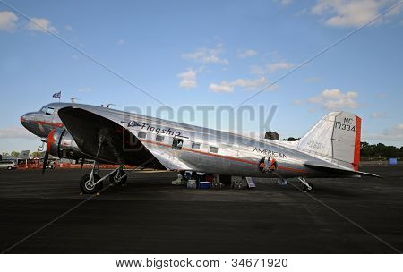 The Oldest Flying DC-3 Airplane