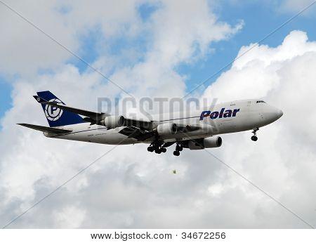 Polar Air Cargo Jumbo Jet