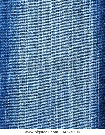 Bluejeans Has Specific Texture