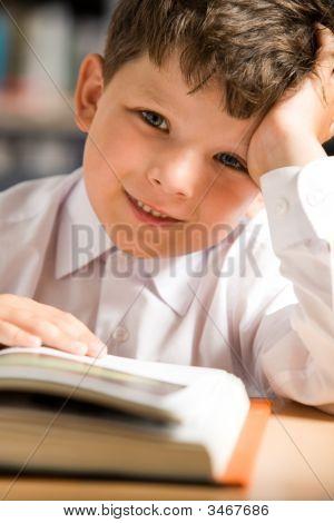 At Reading