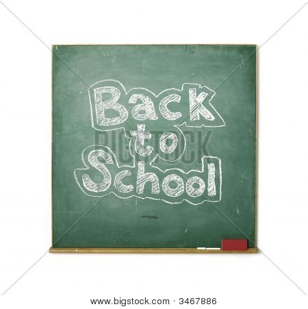 Back To School Isolated