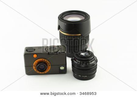 Ziele und Kamera