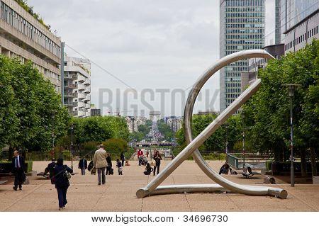 Big euro sign