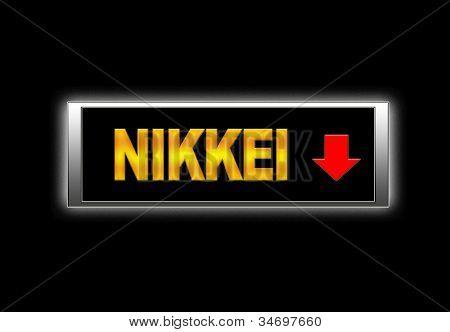 Nikkei Negative.