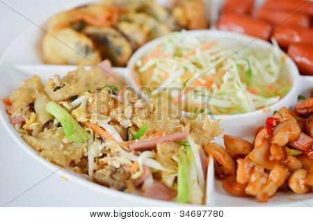 Stir Fry Fish Maw