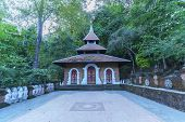 Wat Pha Lat Or Wat Sakithaka Is Located A Little Outside The Town On Mount Doi Suthep , Chiang Mai , poster