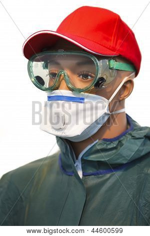 Personal Chemical Protection Gear