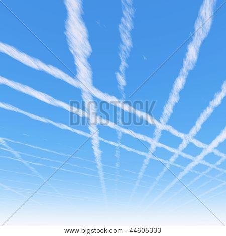 Sky Traces