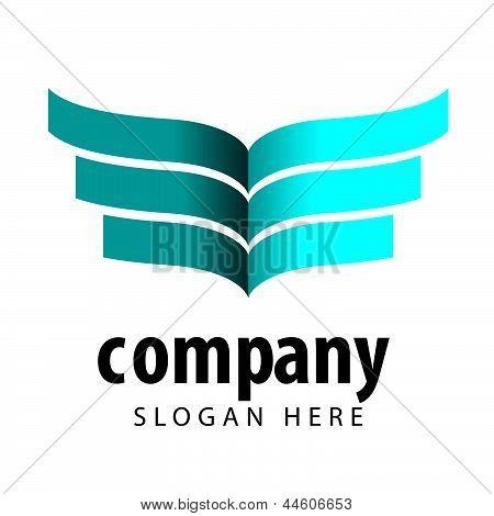 Vetor Logotipo imprimido