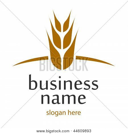 Harina de logotipo