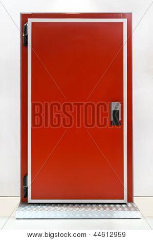 Reefer Door