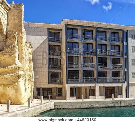 The New Vittoriosa