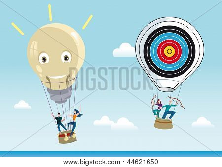 Creative Air Balloon