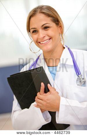 Doctor With A Portfolio