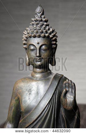 Buda dando uma bênção