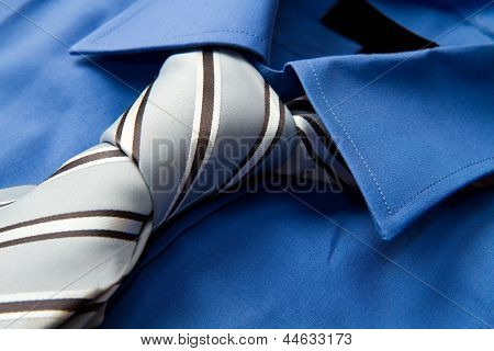 Tie On Shirt